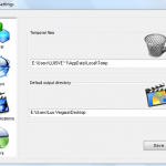 Configurar opciones aTube Catcher